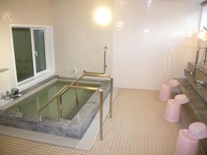 1階/共同浴室(男女別)