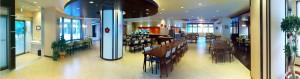 1階 食堂ホール